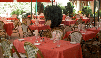 Restaurant le Saint Hubert Cour Cheverny
