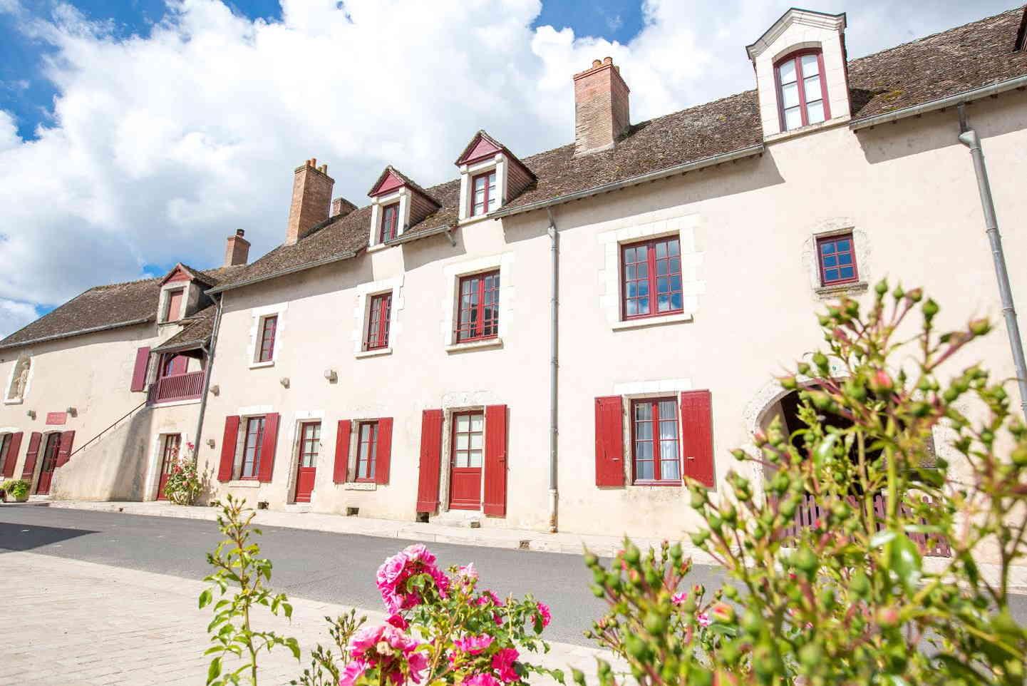 Location de vacances au chateau de Cheverny