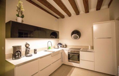Appartement Marguerite avec cuisine toute équipée à Cheverny